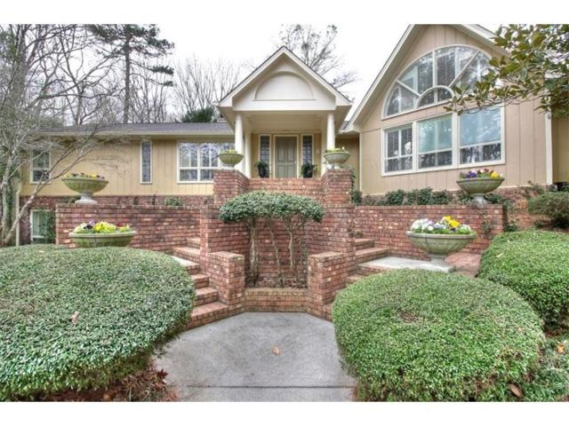 115 Woodcrest Drive SW, Cartersville, GA 30120 (MLS #5927440) :: North Atlanta Home Team