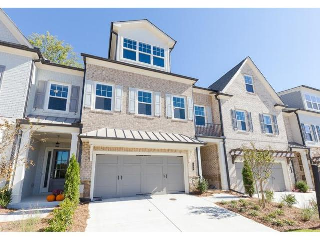 100 Calder Drive #54, Alpharetta, GA 30009 (MLS #5927537) :: North Atlanta Home Team