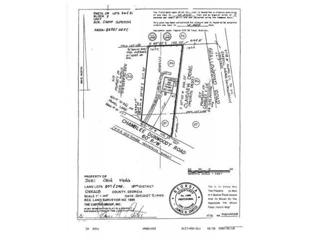 3195 Chamblee Dunwoody Road, Chamblee, GA 30341 (MLS #5927622) :: The Bolt Group