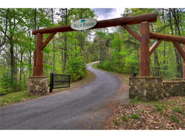 Lot 22 Overlook Drive, Blue Ridge, GA 30513 (MLS #5927722) :: The Bolt Group