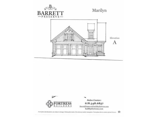 2514 Barrett Preserve Court SW, Marietta, GA 30064 (MLS #5927880) :: North Atlanta Home Team