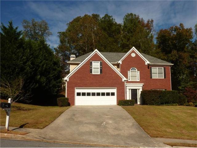 4491 Saddle Bend Trail, Snellville, GA 30039 (MLS #5927900) :: North Atlanta Home Team