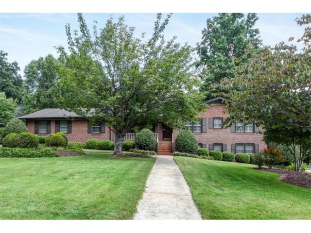 353 Highview Drive, Smyrna, GA 30082 (MLS #5927915) :: North Atlanta Home Team