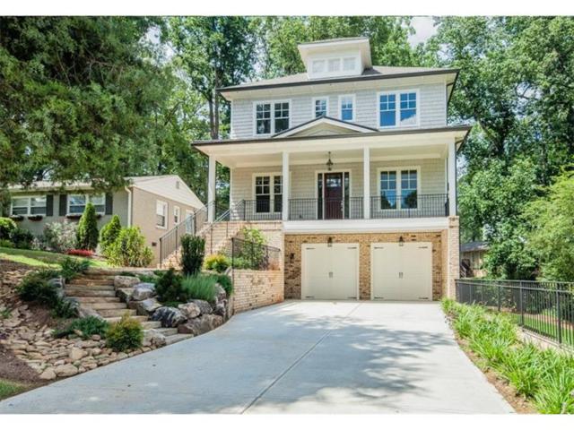2438 Drew Valley Road, Brookhaven, GA 30319 (MLS #5927918) :: North Atlanta Home Team