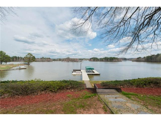 1011 Lakeshore Drive, Buckhead, GA 30625 (MLS #5927943) :: RE/MAX Prestige
