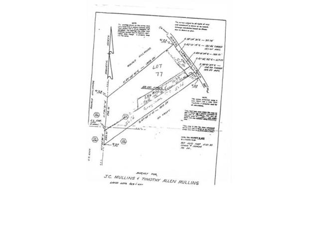 0 Sixes Road, Canton, GA 30114 (MLS #5927986) :: Path & Post Real Estate