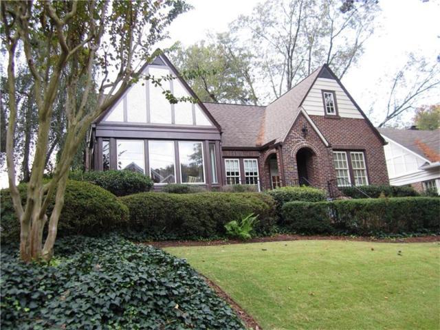 675 Cumberland Road NE, Atlanta, GA 30306 (MLS #5928029) :: North Atlanta Home Team