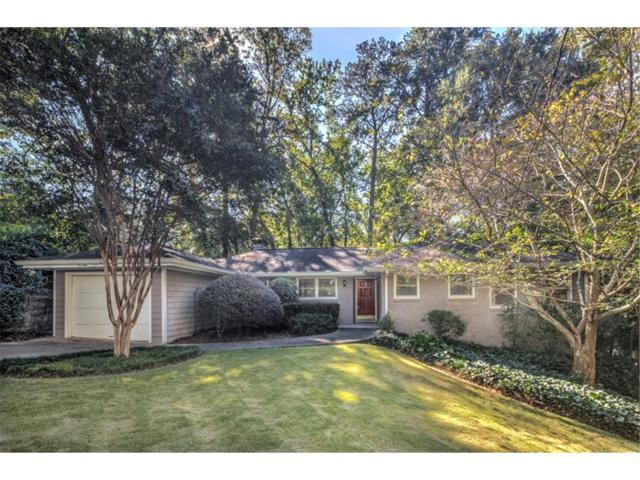 371 Delmont Drive NE, Atlanta, GA 30305 (MLS #5928201) :: North Atlanta Home Team