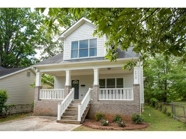 1510 Mercer Avenue, College Park, GA 30337 (MLS #5928234) :: North Atlanta Home Team