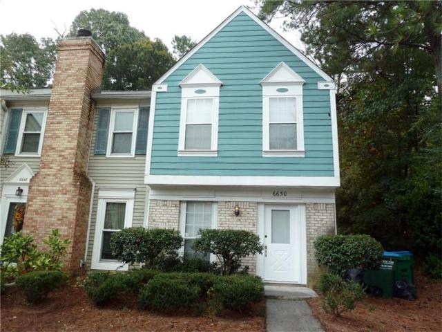 6650 Wellington Square #6650, Norcross, GA 30093 (MLS #5928346) :: North Atlanta Home Team