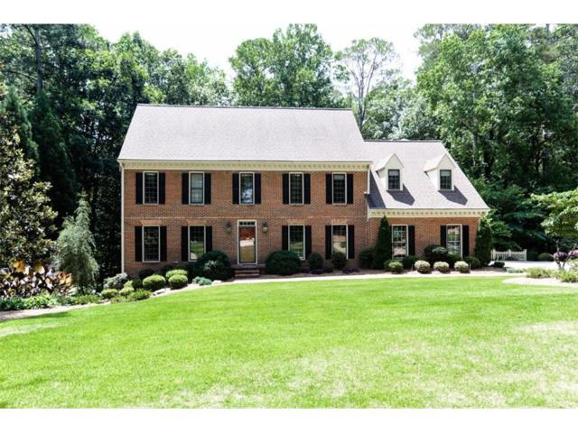 1609 Lazy River Lane, Dunwoody, GA 30350 (MLS #5928370) :: North Atlanta Home Team