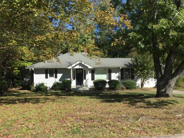 1400 N Enota Avenue NW, Gainesville, GA 30501 (MLS #5928385) :: North Atlanta Home Team