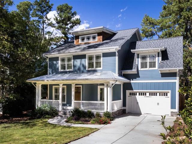 1852 Georgian Terrace, Brookhaven, GA 30341 (MLS #5928510) :: North Atlanta Home Team