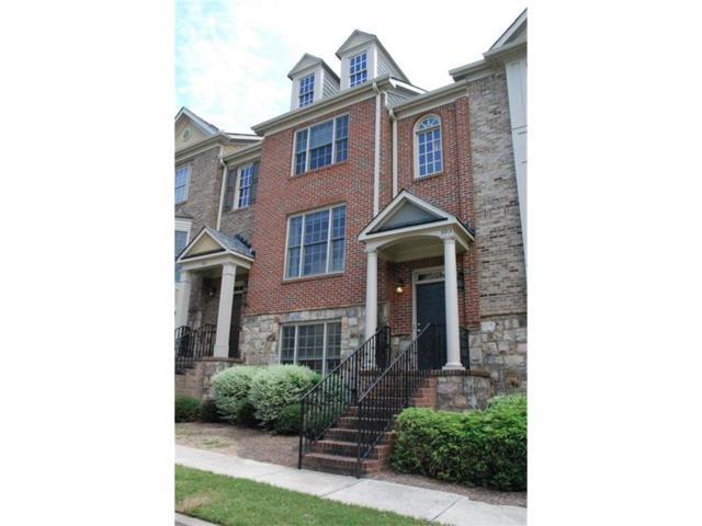 3913 High Dove Way SW #16, Smyrna, GA 30082 (MLS #5928555) :: North Atlanta Home Team