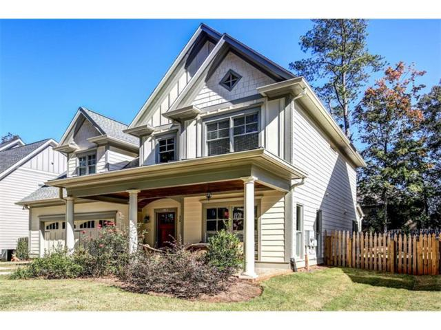 213 Ohm Avenue, Avondale Estates, GA 30002 (MLS #5928611) :: North Atlanta Home Team