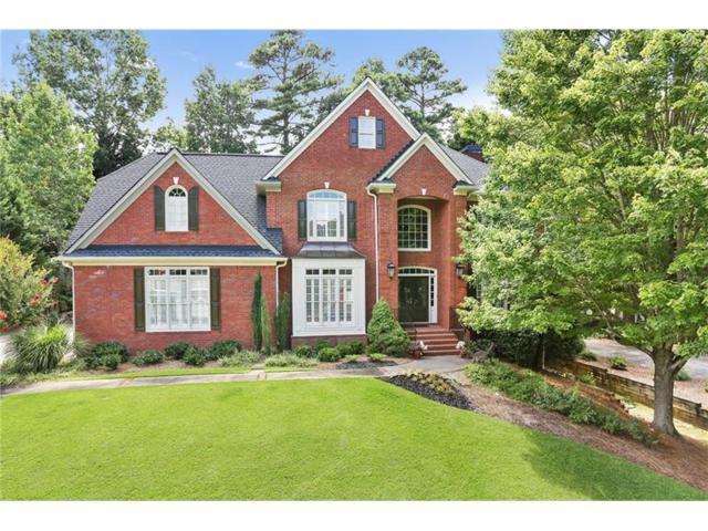1821 Pemberton Place, Marietta, GA 30062 (MLS #5928614) :: Carr Real Estate Experts