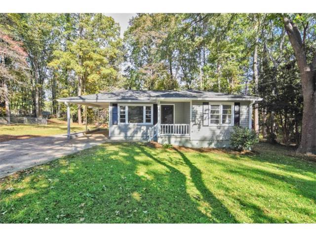 1404 Laverte Circle, Mableton, GA 30126 (MLS #5928725) :: North Atlanta Home Team