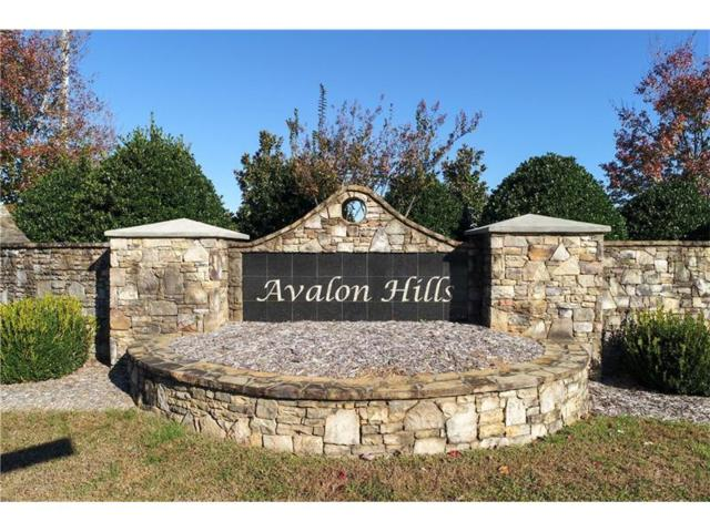 5759 Avalon Commons Way, Clermont, GA 30527 (MLS #5928912) :: RE/MAX Paramount Properties