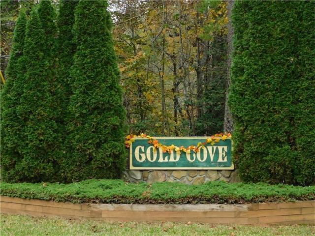 Lot 6 Gold Crest Drive, Dahlonega, GA 30533 (MLS #5928914) :: Carr Real Estate Experts