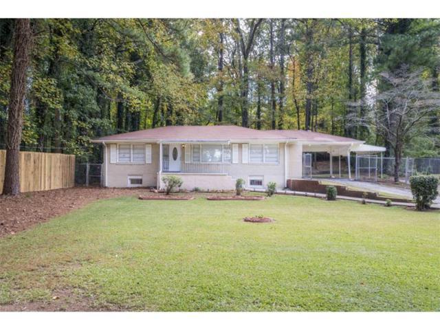 2756 Hedgewood Drive NW, Atlanta, GA 30311 (MLS #5928973) :: North Atlanta Home Team