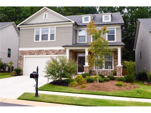 135 Stoney Creek Parkway, Woodstock, GA 30188 (MLS #5928982) :: North Atlanta Home Team
