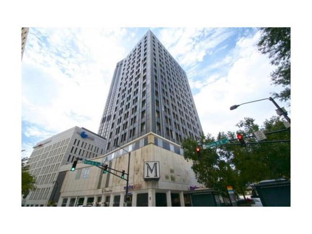 20 Marietta Street NW 8E, Atlanta, GA 30303 (MLS #5929122) :: The Zac Team @ RE/MAX Metro Atlanta