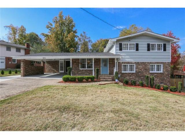 2864 Fontainebleau Drive, Dunwoody, GA 30360 (MLS #5929297) :: North Atlanta Home Team