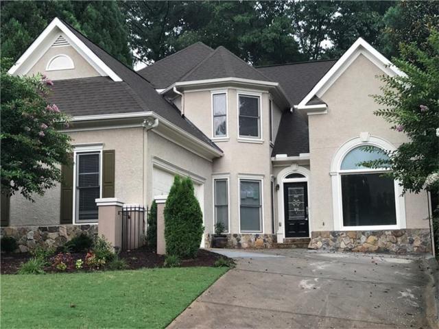 611 Villa Estates Lane, Woodstock, GA 30189 (MLS #5929363) :: North Atlanta Home Team