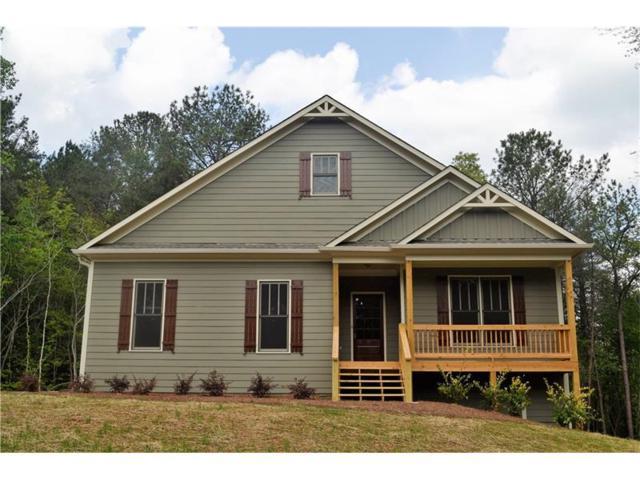 4 Appaloosa Drive, Ellijay, GA 30540 (MLS #5929373) :: North Atlanta Home Team