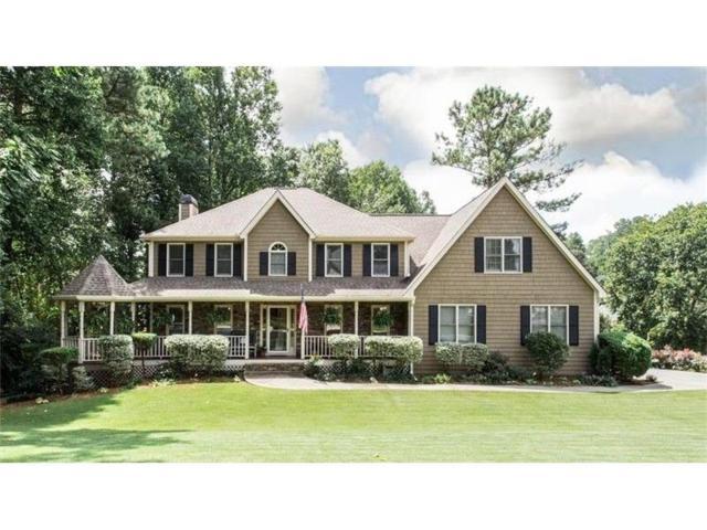 5705 Brookstone Walk, Acworth, GA 30101 (MLS #5929432) :: North Atlanta Home Team
