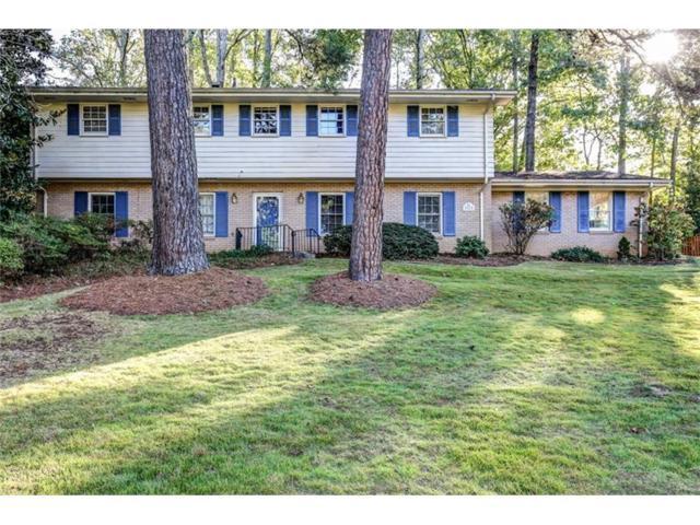 2525 Brookcliff Way, Atlanta, GA 30345 (MLS #5929628) :: Carr Real Estate Experts