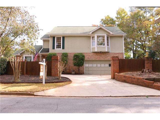 1157 NE Alexandria Court NE, Brookhaven, GA 30319 (MLS #5929643) :: North Atlanta Home Team