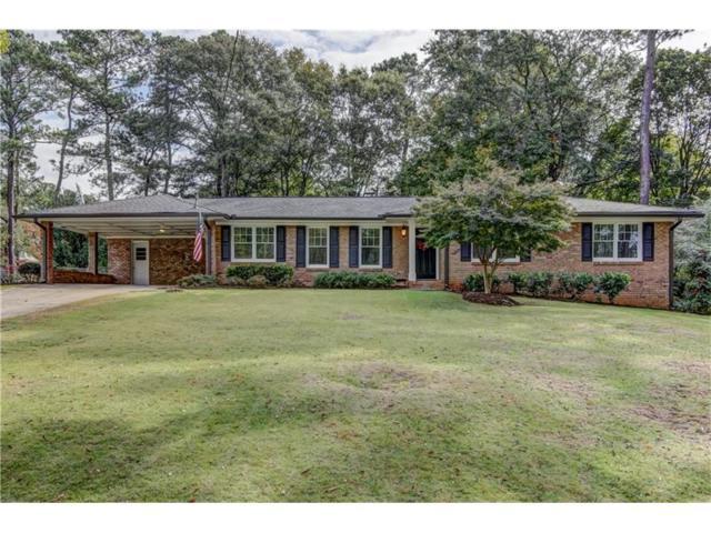 1075 Tuxedo Court, Roswell, GA 30075 (MLS #5929665) :: North Atlanta Home Team