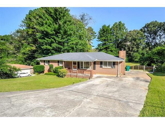 100 Charlotte Drive SW, Mableton, GA 30126 (MLS #5929762) :: North Atlanta Home Team