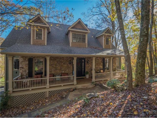 445 Hickory Trail, Big Canoe, GA 30143 (MLS #5929816) :: North Atlanta Home Team