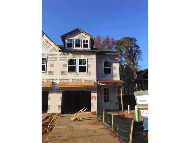 132 Bellehaven Drive #79, Woodstock, GA 30188 (MLS #5929864) :: North Atlanta Home Team