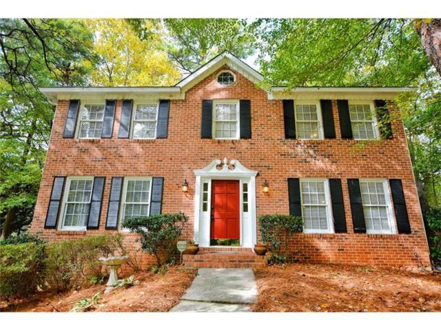 1671 Barn Swallow Place, Marietta, GA 30062 (MLS #5929883) :: North Atlanta Home Team