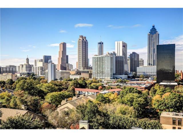 375 Ralph Mcgill Boulevard NE #801, Atlanta, GA 30312 (MLS #5929945) :: North Atlanta Home Team