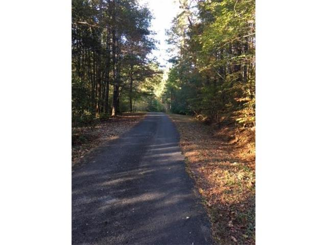 Lot 3 Upper Pond Road, Ellijay, GA 30540 (MLS #5929976) :: The Bolt Group