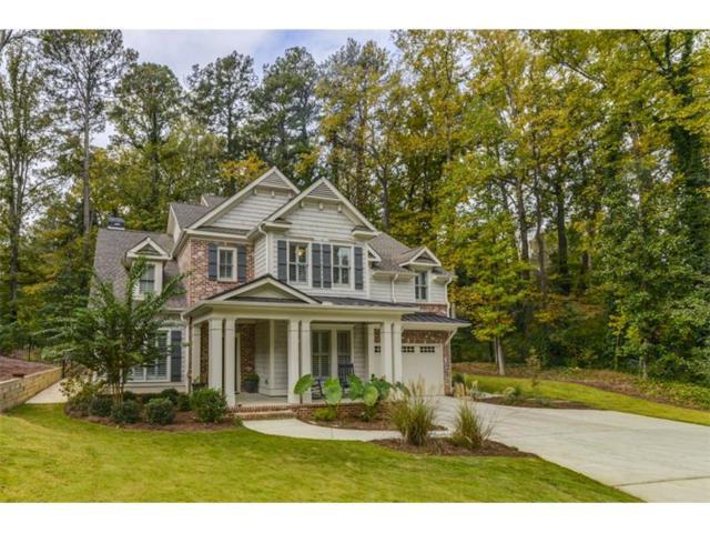 2114 Fairway Circle NE, Brookhaven, GA 30319 (MLS #5930080) :: North Atlanta Home Team