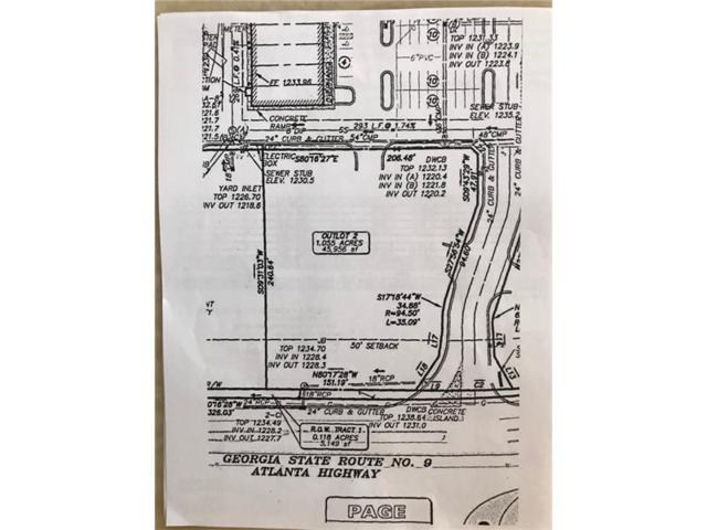 Lot 2 Atlanta Highway, Cumming, GA 30040 (MLS #5930148) :: North Atlanta Home Team