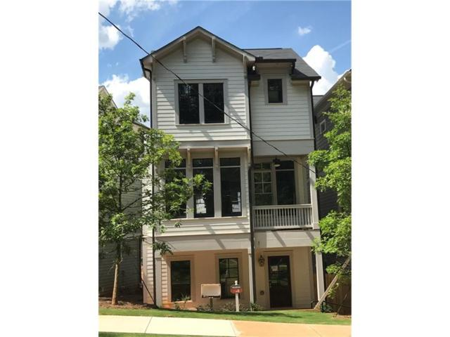 818 Grove Bend, Decatur, GA 30030 (MLS #5930173) :: Rock River Realty
