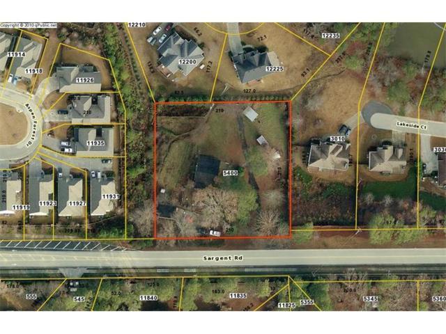 5400 Sargent Road, Alpharetta, GA 30005 (MLS #5930214) :: North Atlanta Home Team