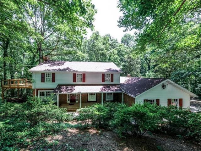 955 Buckhorn East, Sandy Springs, GA 30350 (MLS #5930220) :: North Atlanta Home Team