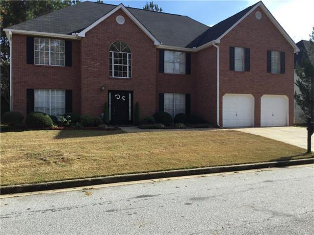 1171 Carriage Trace Circle, Stone Mountain, GA 30087 (MLS #5930262) :: North Atlanta Home Team
