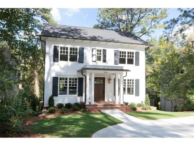 1764 Noble Drive, Atlanta, GA 30306 (MLS #5930335) :: North Atlanta Home Team