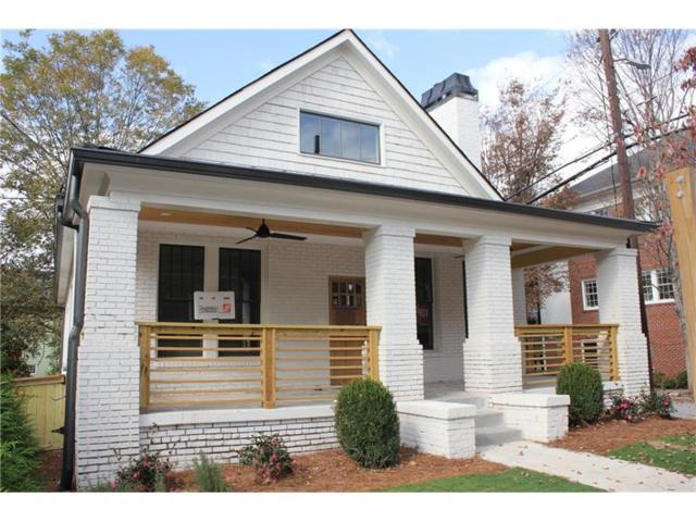 486 Parkway Drive NE, Atlanta, GA 30308 (MLS #5930428) :: North Atlanta Home Team