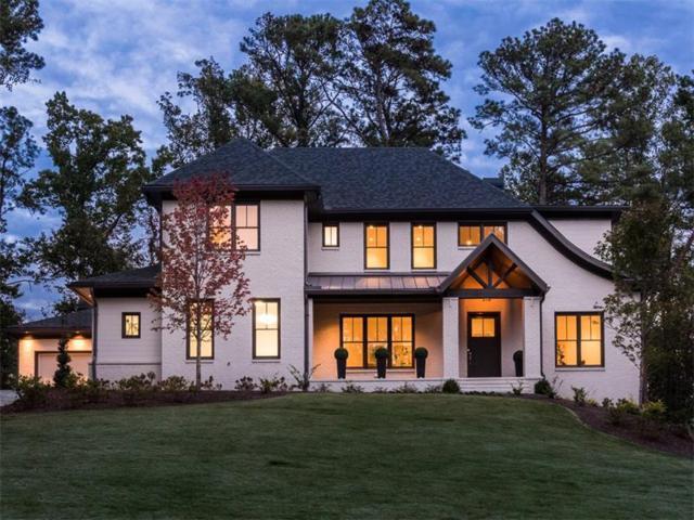 420 Montevallo Drive, Sandy Springs, GA 30342 (MLS #5930618) :: North Atlanta Home Team