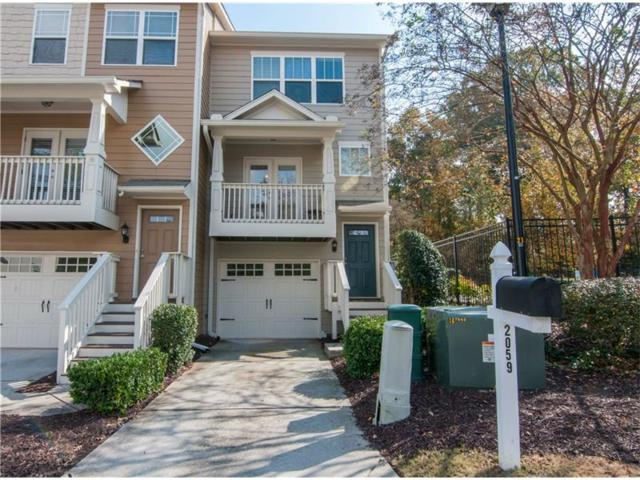 2059 Liberty Court NW #2059, Atlanta, GA 30318 (MLS #5930756) :: North Atlanta Home Team