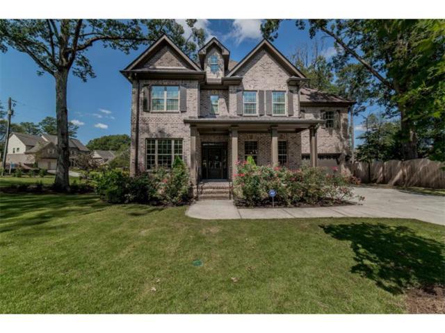 5 Long Island Place, Sandy Springs, GA 30328 (MLS #5930759) :: North Atlanta Home Team